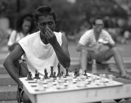 Hustling Chess II