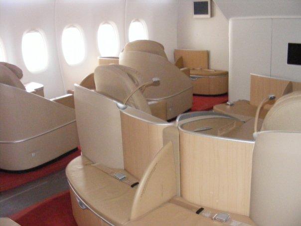 Airbus A380 Air France Roissy CDG (14)
