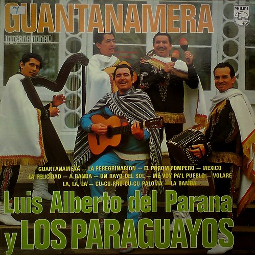 latin american folk music