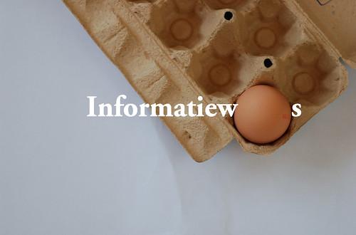 informatiewijs