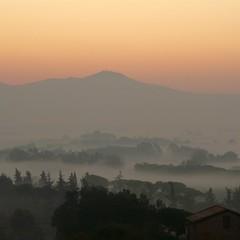 Play misty for me in colour. (vat_i_can) Tags: sky mist rome nature sunrise landscape bravo castelli superaplus aplusphoto 100commentgroup
