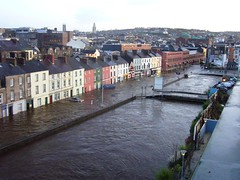 Cork Island (guileite) Tags: ireland flood cork irlanda enchente