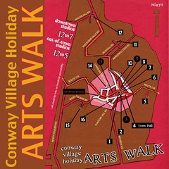 Conway Village Holiday Arts Walk