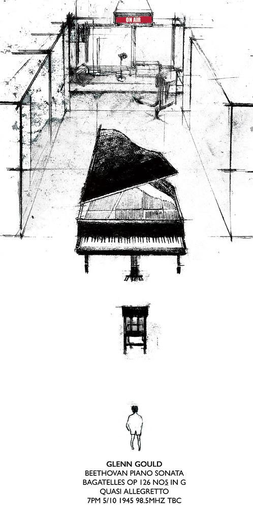 Glenn Gould Live