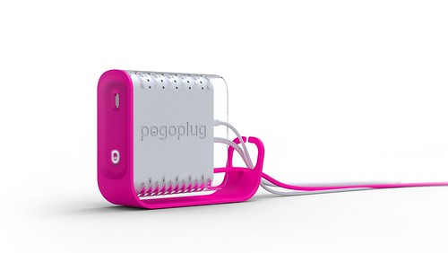 Pogoplug 2nd Generation Front