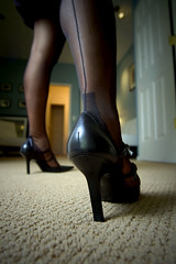 detail (bethantics) Tags: cubanheelstockings