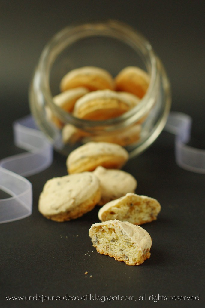 Biscuits anis et lavande