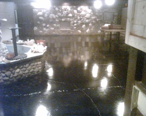 Fountain Room Facelift In Progress