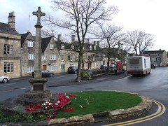 Northleach town square