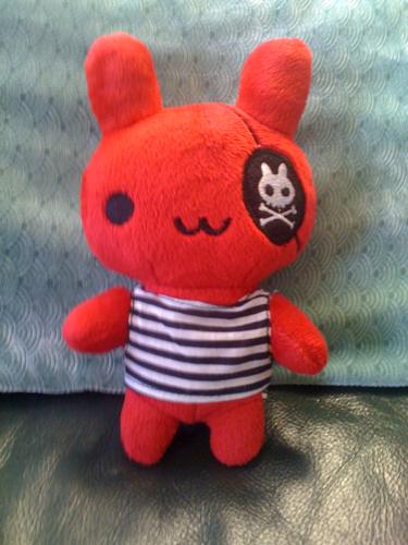 Pirate Bunny!