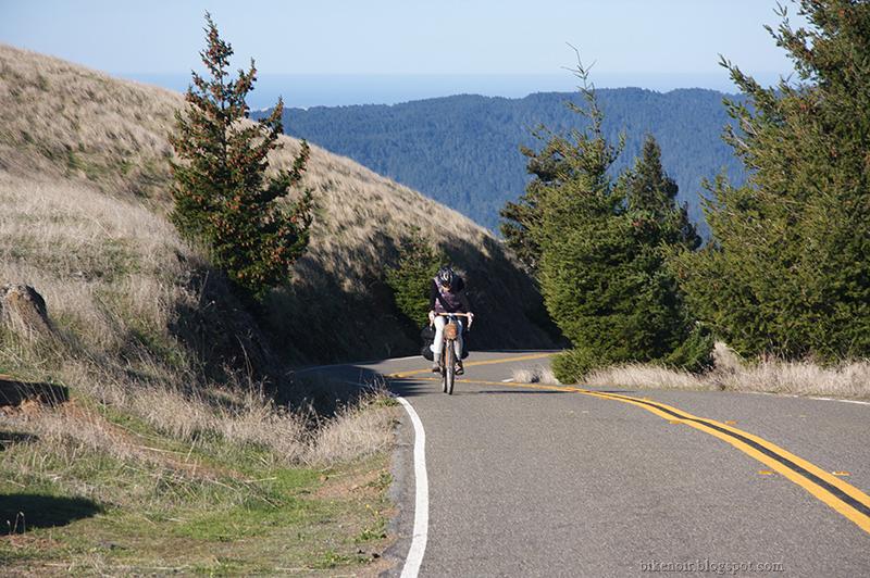 Climbing Ridgecrest