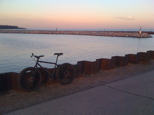 Surly 1X1 Rat Ride at the Lakefront