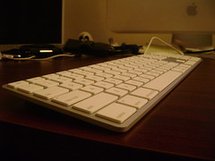 Apple's Flat Keyboard