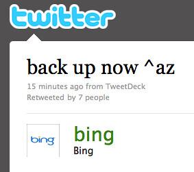 Bing Up