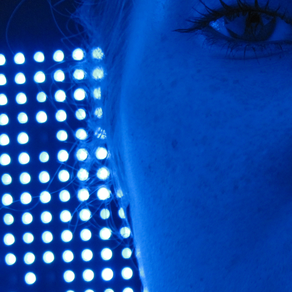 Led meets blue