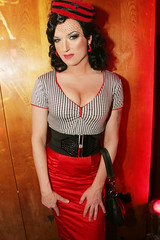 Red Pencil Skirt - i love it!
