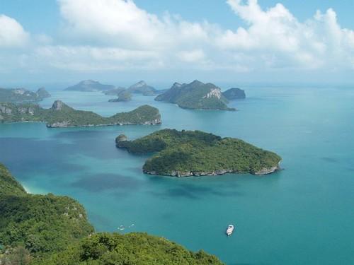 Marine Nationalpark by Auswandern
