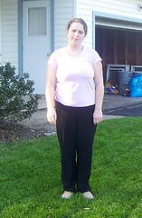 Weight Loss Before Picture 165 pounds