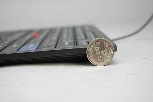 2009 ThinkPad USB小紅點鍵盤 - 21