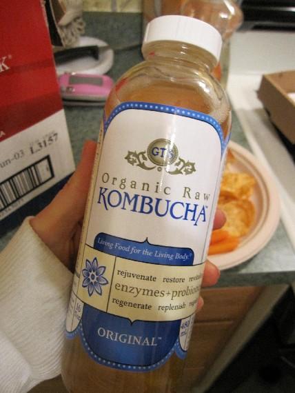 Drink Kombucha