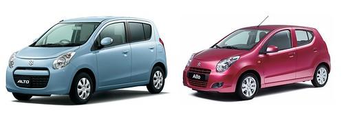 Suzuki ALTO 2010 X 09TW