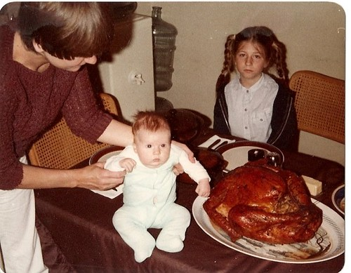 turkey's sized baby