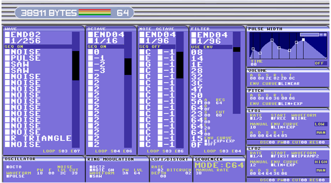 odosynths 38911 bytes version 4
