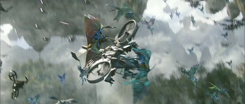 Avatar - Air Battle - Sky 4