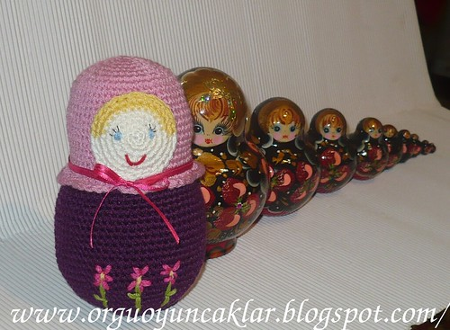 Matryoshka doll by you.