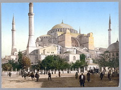 [Mosque of St. Sophia, Constantinople, Turkey]...