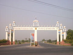 Welcome Gate (Tahir Iqbal (13,86,000 Visits, Thank You)) Tags: pakistan 1984 sikh gurdwara punjab kirtan gurudwara sikhism singh khalsa sardar gurus sangat sikhi nankanasahib bhagatsingh sikhhistory lyallpurkhalsacollege partition1984