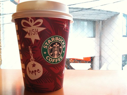 Starbucks Wish Hope