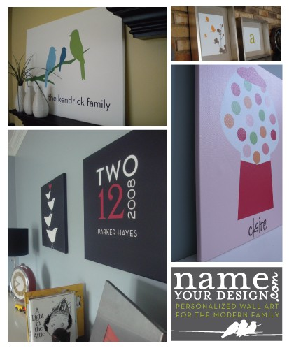 Auction Item: Name Your Design