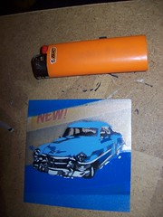 5 layer mini- Caddy (andy_wallwhore) Tags: streetart stencils ny art cars albany spraypaint tinyart andywallwhore