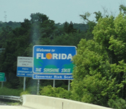 welcome Florida