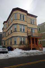tower house (nicknormal) Tags: house boston cambridgeport