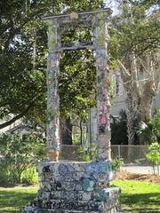 Joan Mitchell Center: sculpture out front (shermaniac) Tags: joanmitchellcenter louisiana neworleansla