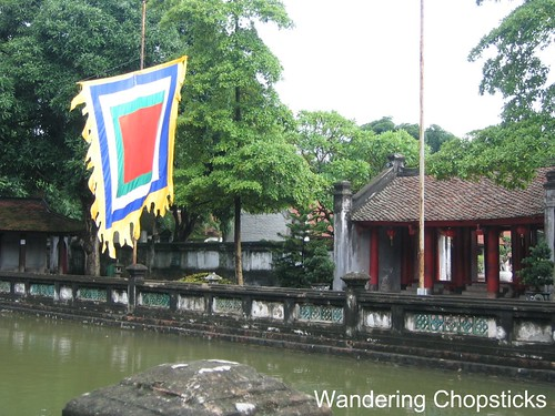 Van Mieu (Temple of Literature) - Hanoi - Vietnam 7