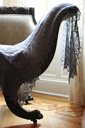 Estonian Shawl 02