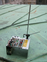 radio diy fm antenna transmission transmitter