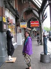 Amsterdam 150 (Wildwoosi) Tags: amsterdam oudekerk oudekirk