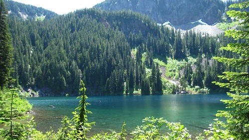 Annette Lake hike