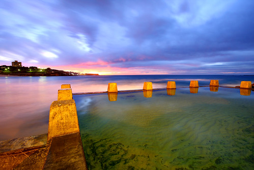 Coogee Sunrise - The First One