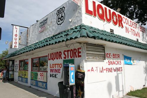 Route 66 Liquor