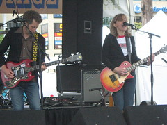 Green Pajamas at West Seattle Fest
