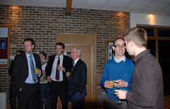 SMB Men's Dinner (Kentishman) Tags: church kent nikon canterbury smb stmarybredin d80 dsc1520