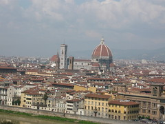Florence /  (mitko_denev) Tags: italien italy florence italia view firenze ausblick florenz    yahoo:yourpictures=skyline