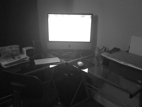 iMac Setup 2