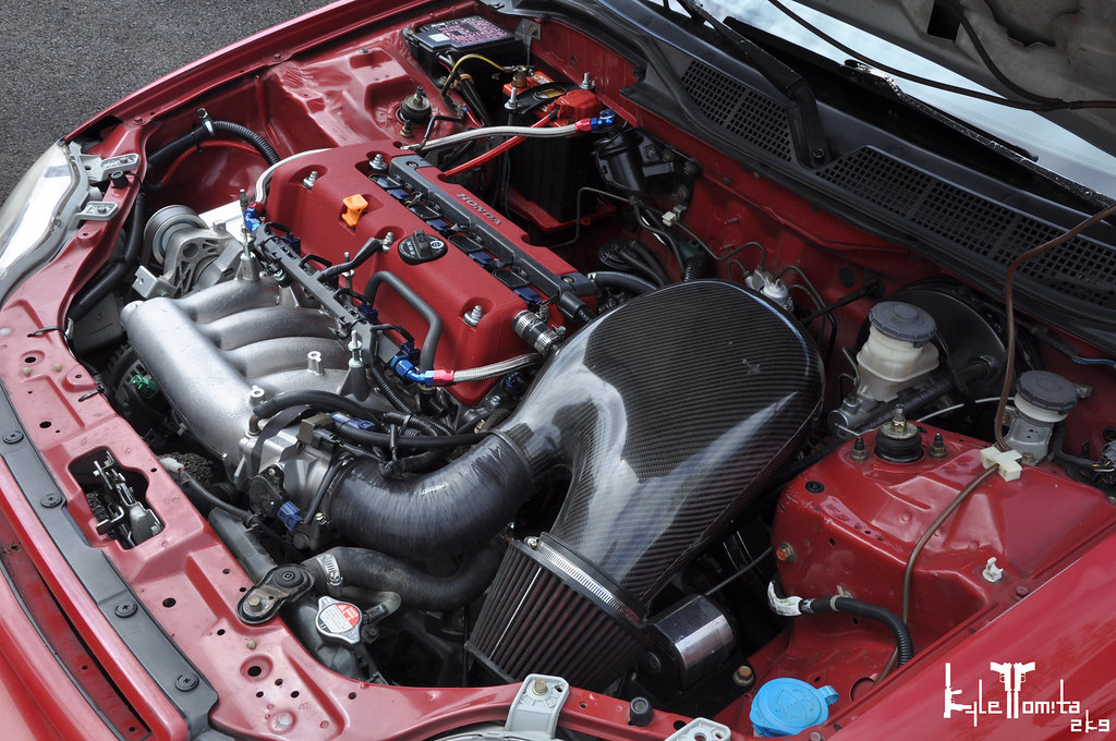 K20 in a Civic