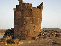 Chullpas of Sillustani